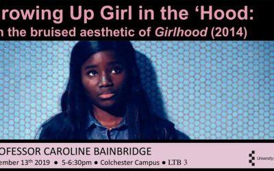 Growing up girl in the hood: On the bruised aesthetic of Girlhood